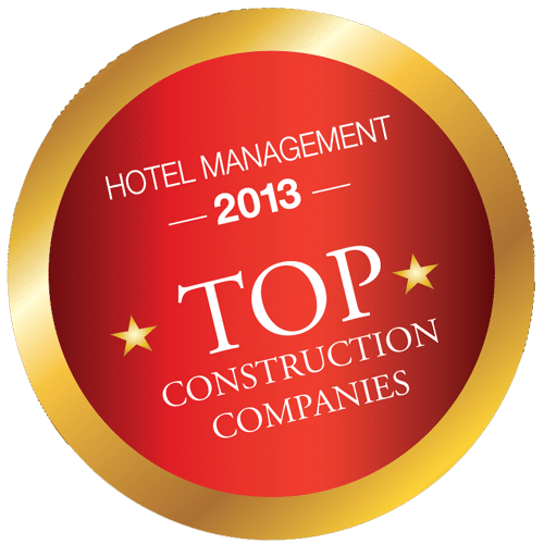 Parkwest General Contractors, Hotel Management 2013 Top Construction Companies