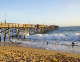 Redondo Beach Waterfront In-Store for a Makeover