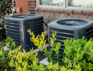 outdoor air conditioning units