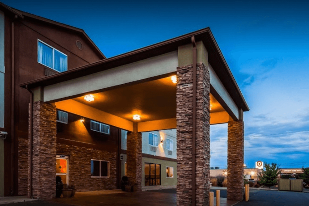 Best Western Farmington